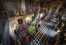 Deck The Halls Festivities Begin At Chatsworth House As