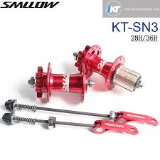 <b>SMLLOW Bicycle</b> Hub Disc Brake MTB Mountain 2 Bearing Hub ...