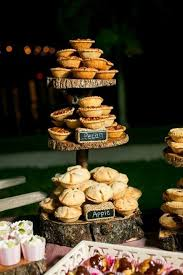 Pie Display Stand Unique 32 Wedding Pie Bars And Displays HappyWedd