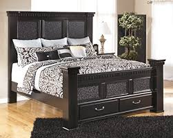 ashley furniture king bed sets. Ashley Furniture Signature Design Cavallino Mansion Headboard Classic Style Bed Set Only In King Sets
