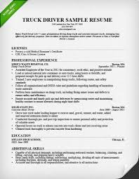 Download Now Driver Resume Template 8 Free Word Pdf Document Www
