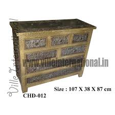 white metal furniture. MOP Inlay French Chest Of Drawers White Metal Furniture
