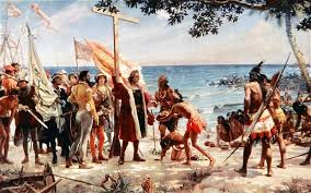 corazon s corner why we must sue native americans this columbus day 521 years ago cristatildesup3bal colatildesup3n stepped off his ship and onto the shore of san salvador this first step which was arguably the most influential