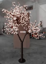 Cherry Blossom Christmas Lights Cute Design 7ft Led Cherry Tree Light Christmas Light Tree