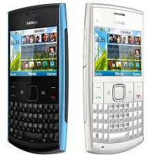 nokia qwerty. original nokia x2-01 qwerty kepad phone with box pack