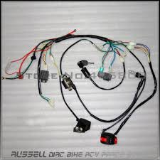 online cheap complete electrics, atv quad 50cc 70cc 110cc 125cc chinese atv wiring diagram 50cc at 110cc Chinese Atv Wiring Harness