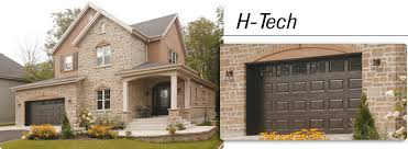 dark brown garage doorsThe HTech  Residential Garage Doors Manufacturers  Garaga