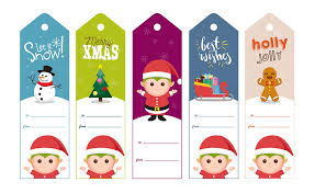 Christmas Hanukkah To From Gift Tag Free Printable Elfster