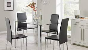white harveys sets clearance hygena table chairs top small set dining lido round argos glass room
