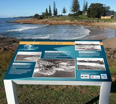 Interpretive Signs For Horseshoe Bay Kempsey Council The