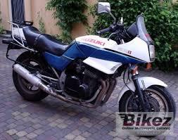 1986 suzuki gsx 750 es specifications