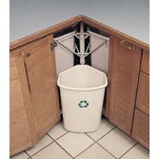 Yay or Nay: under sink garbage can — thenest