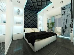 Futuristic Small Apartment Bedroom Ideas for Young Bachelor