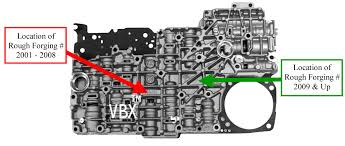 ford 5r55s 5r55w valve body 2001 2008 lifetime warranty sonnax in the above photo you can see a view of the bottom and top of the 5r55s w valve