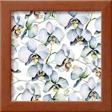 white orchids framed print wall art by mika48 on white orchid framed wall art with white orchids framed print wall art by mika48 walmart