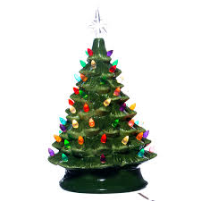 lightup ceramic christmas tree christmas tree images s73