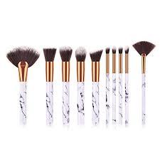 windowew paintbrush sets cosmetic make up brush set professional makeup kits foundation best choice essential