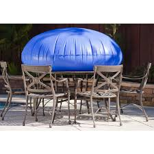 duck covers elite 90 round patio table