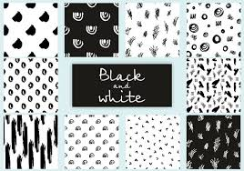 Black And White Patterns Gorgeous Black And White Patterns Graphic Patterns Creative Market