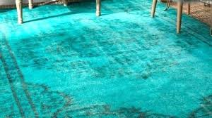 rugs vintage inspired rug turquoise review blue nuloom overdyed