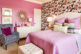 Pink Bedrooms 3 Steps To A Girly Adult Bedroom Shoproomideas