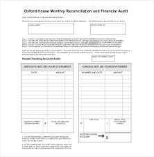 10 Audit Report Templates Writing Word Excel Format