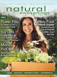 Personal Empowerment & Beauty - NOVEMBER 2014 by Natural ...
