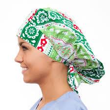 Bouffant Scrub Hat Pattern Free