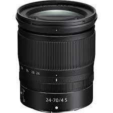 nikon nikkor z 24 70mm f 4 s lens 20072