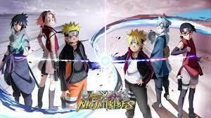 Crunchyroll - Naruto x Boruto Ninja Tribes Game Trailer Unites the  Generations