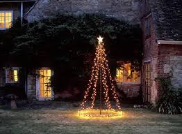 Christmas tree lighting ideas Interior Decorating Diy Outdoor Christmas Tree Lights Lasarecascom Decorating Diy Outdoor Christmas Tree Lights Garden Ideas Design