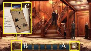 Titanic game download free for pc by fo2 games. Hidden Mysteries Return To Titanic Walkthrough