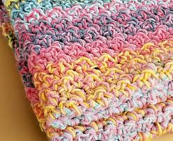 Easy Crochet Blanket Patterns For Beginners Magnificent Quick And Easy Crochet Blanket Pattern For Beginners Knit And