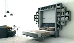 bookcase wall bed bookshelf plans in bedroom free pdf bed gas piston google search wall plans