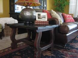 Image Of: Rustic Coffee Tables And End Tables