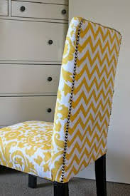 how to reupholster a parson chair i have 6 of these i need to do