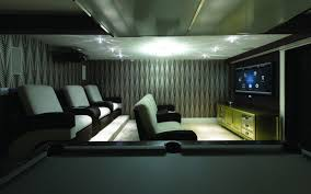 Custom Home Theater Systems Home Cinema Long Island New York Beauteous Home Media Room Designs