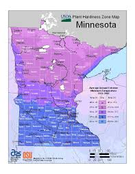 big changes in minnesota hardiness zone map