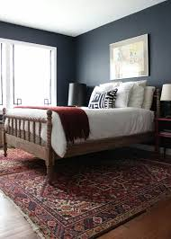 Brilliant Navy Blue Bedroom Colors Moore Hale At The Nesting Game Throughout Decor
