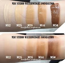 Nc25 Mac Foundation Chart Bedowntowndaytona Com