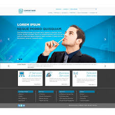 free bootstrap corporate theme