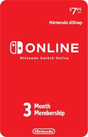 Amazon.com: Nintendo Switch Online 3 ...