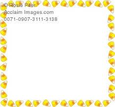 candy corn clip art border. Plain Art In Candy Corn Clip Art Border 2