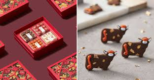 Chinese new year or spring festival 2021 falls on friday, february 12, 2021. Kitchen Confidante Releases Exclusive 2021 Cny Pastry Collections That Are Perfect As Gifts Kl Foodie