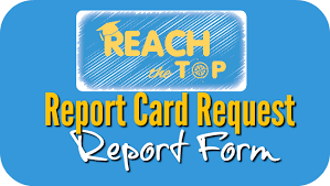 Report Card Request Form - Reach Group