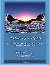 Wings of Eagles: Practicing abiding in God's consistent loving presence in  the chaotic floodwaters of life - Kindle edition by Jensen, Twila. Religion  & Spirituality Kindle eBooks @ Amazon.com.