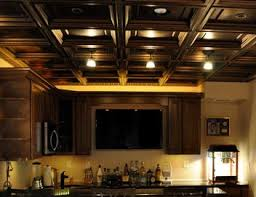 Drop Ceilings vs Drywall for Finishing Your Basement