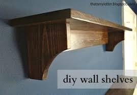 Small Picture Ana White Haley Simple Shelves DIY Projects