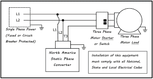 static 3 phase converter wiring diagram images converter to 220v static phase converters three power review ebooks
