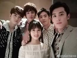 meteor garden 2018 cast weibo